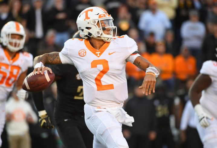Tennessee football: 5 reasons the Vols will be much better ...