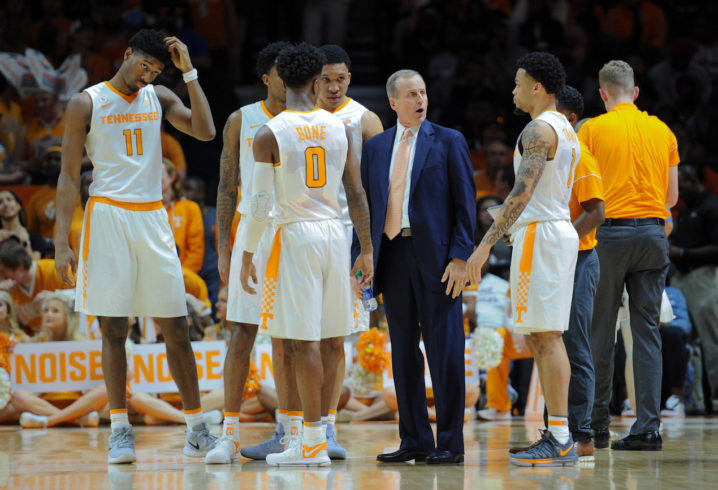 Tennessee beats Georgia, Admiral Schofield puts up 23 - Recap, Box score