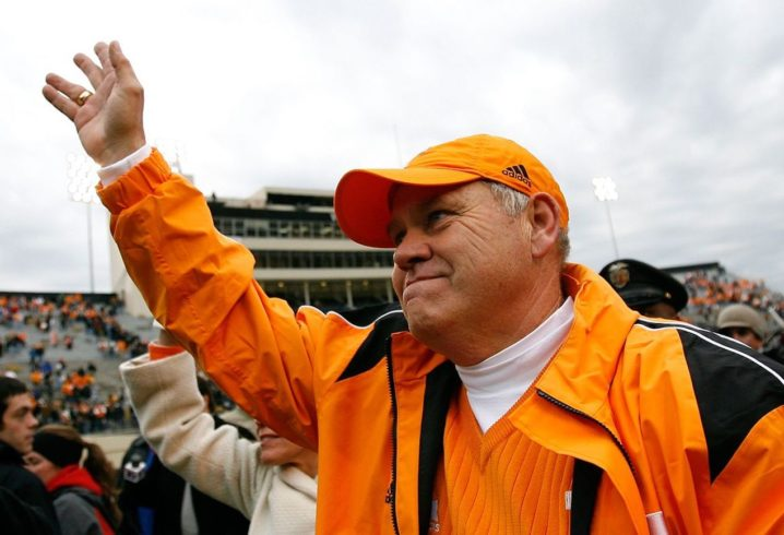 Phillip Fulmer named special adviser to Tennessee president