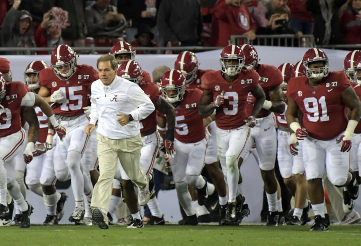 Alabama reports 22 NCAA minor rule violations, 9 involved football