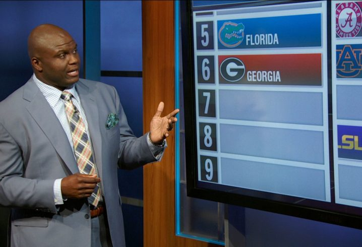 Booger McFarland promoted from SEC Network to analyst role on ABC
