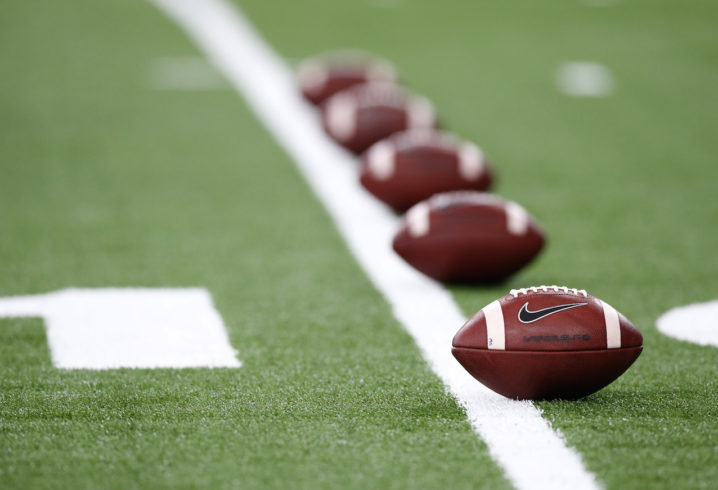 Teen dies after collapsing during college football practice