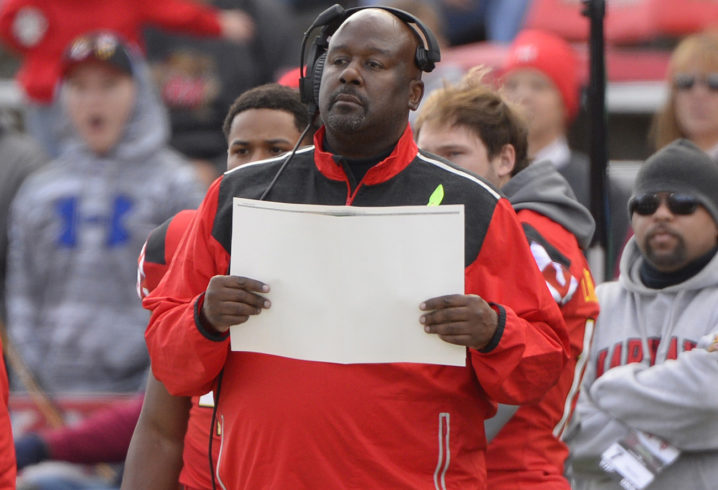 Alabama assistant football coach Mike Locksley's son killed