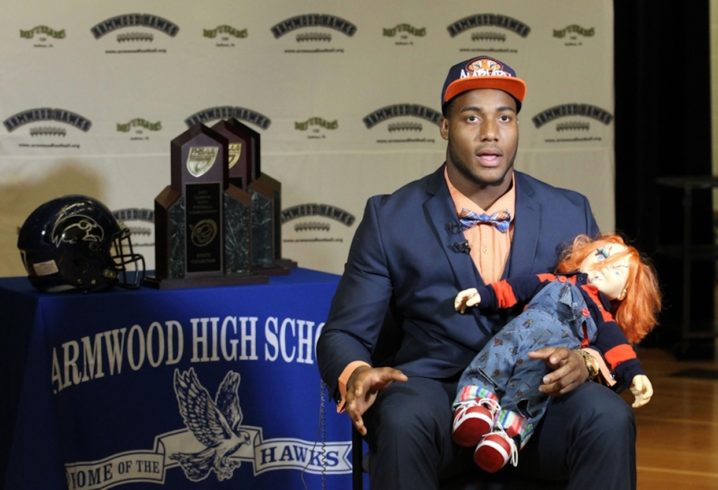 Auburn grants defensive tackle Byron Cowart his release
