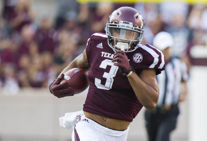 Arizona Cardinals draft Scottsdale's Christian Kirk, wide receiver