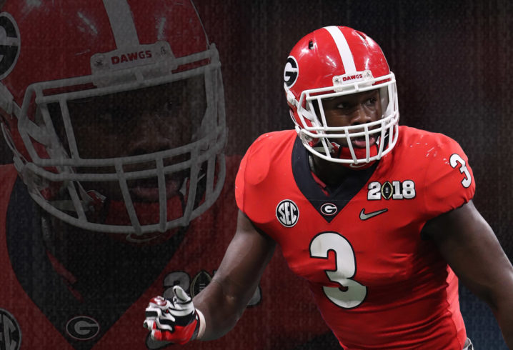 Why Patriots fans should be excited about Sony Michel