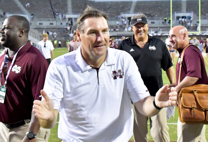 Florida expected to hire Dan Mullen