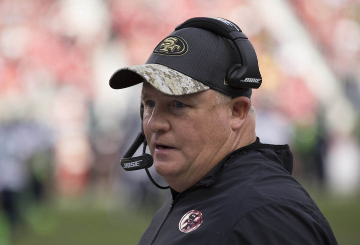 Gators interview Chip Kelly for head coaching job
